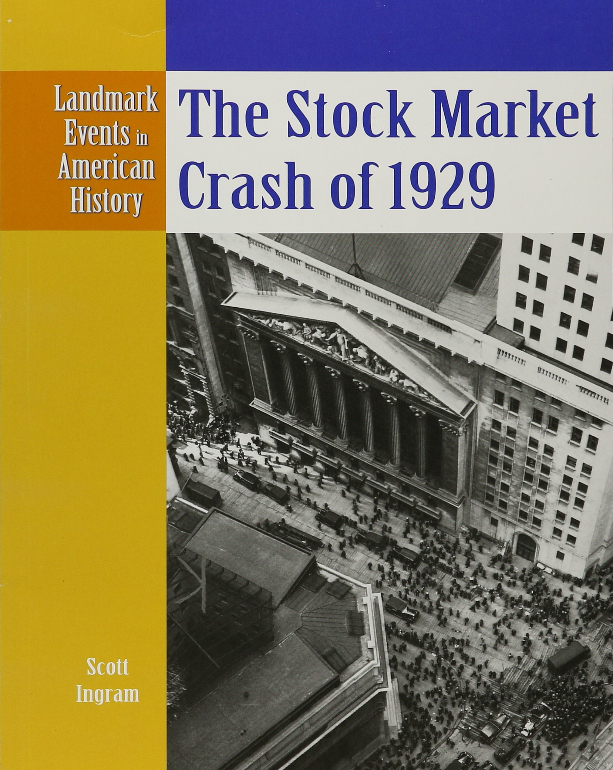 Download The Stock Market Crash of 1929 (Landmark Events in American History) pdf