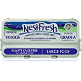 NestFresh Grade A Eggs, Large, 18 ct