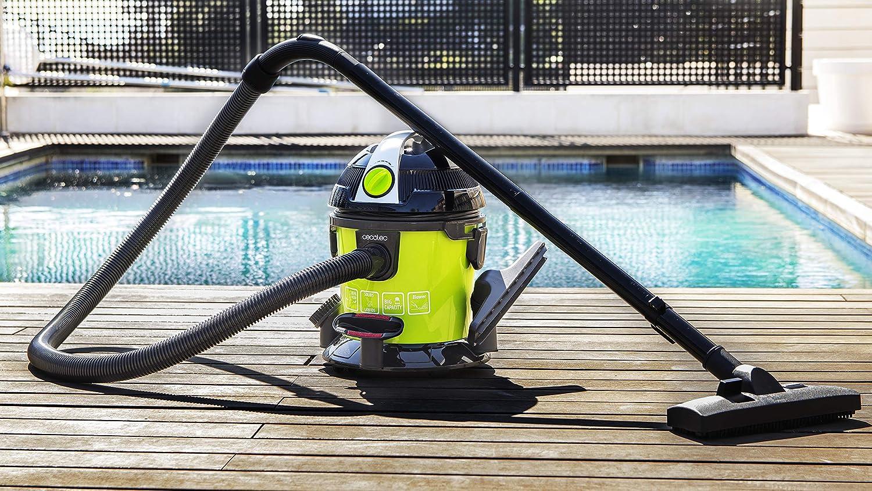 Aspirador de sólidos y líquidos de 1000 W. Regulador de potencia ...