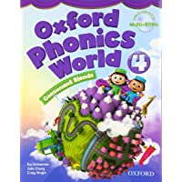 Oxford Phonics World: Level 4: Student Book with MultiROM