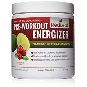 Red Leaf Energizer