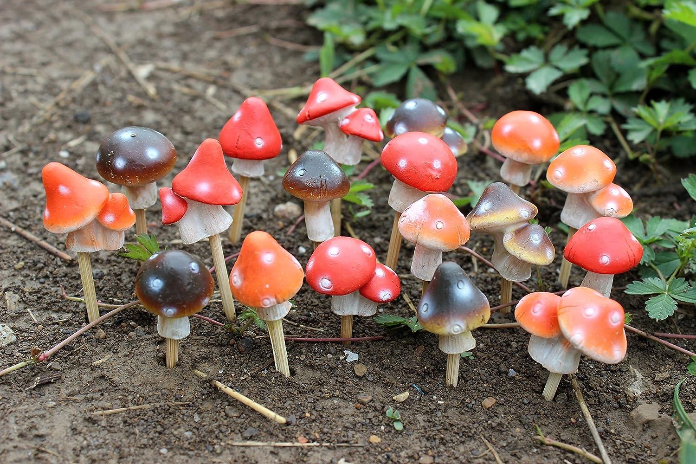 Amazon Com Set Of 18 Assorted Mayrich 1 Miniature Fairy Garden