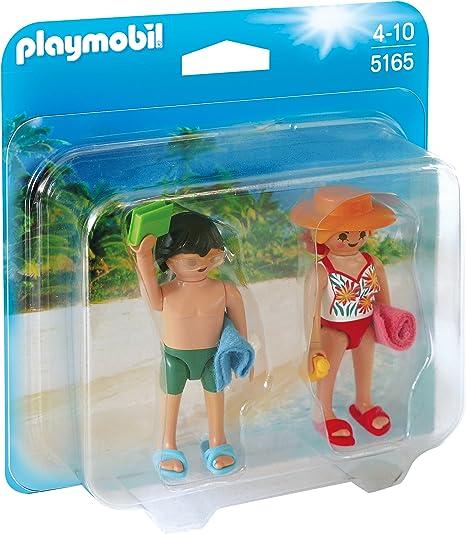 PLAYMOBIL - Duopack, turistas (51650): Amazon.es: Juguetes y juegos