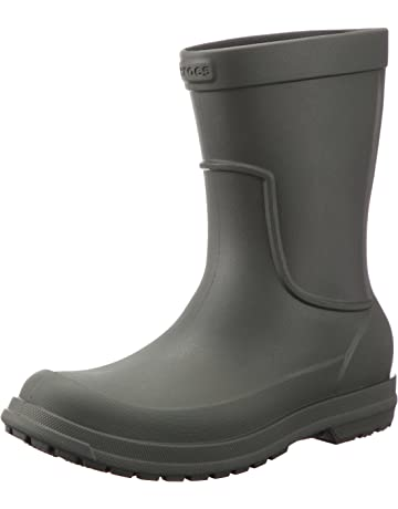 7605a1e52 Crocs Men s AllCast Waterproof Rain Boot