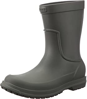 Crocs Crocs Freesail Chelsea Boot W Black/Black, Schuhe, Stiefel & Stiefeletten, Gummistiefel, Schwarz, Female, 36