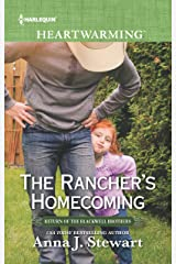 The Rancher's Homecoming (Return of the Blackwell Brothers) Mass Market Paperback