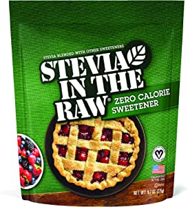 In The Raw Stevia Granulated