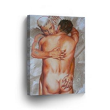 Naked art making love, samira anal