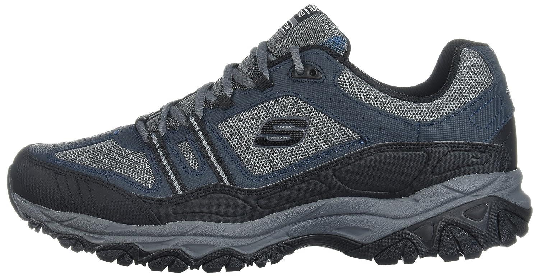 Skechers-Men-039-s-After-Burn-Memory-Fit-Strike-Off-Lace-Up-Sneaker thumbnail 41