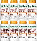 【まとめ買い】ディアナチュラ マルチビタミン&ミネラル200粒×8個