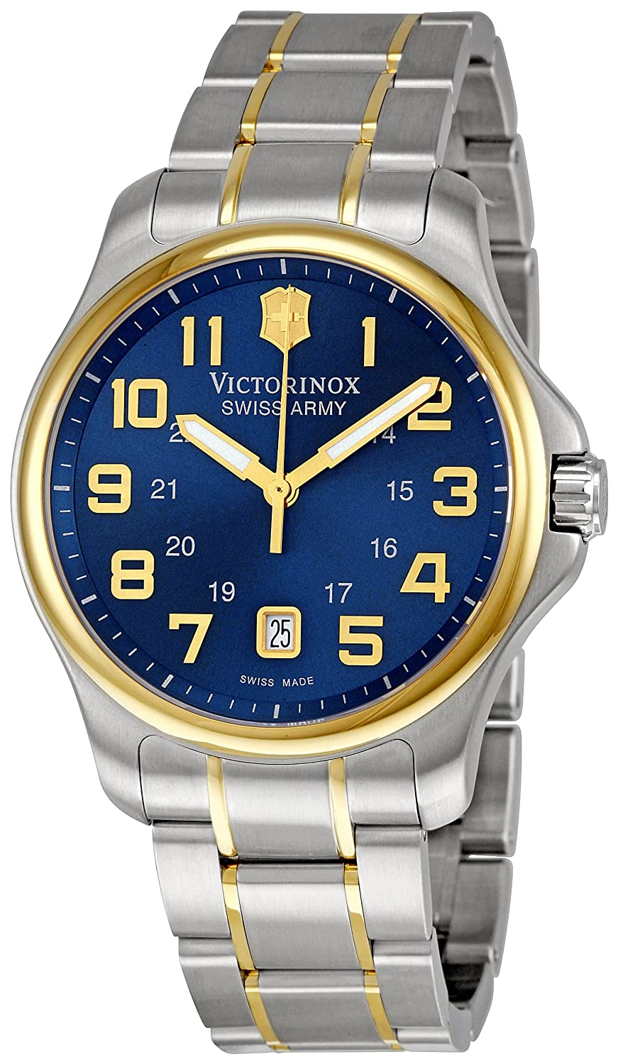 Victorinox Swiss Army Herren 241363 Officers Herrenuhr