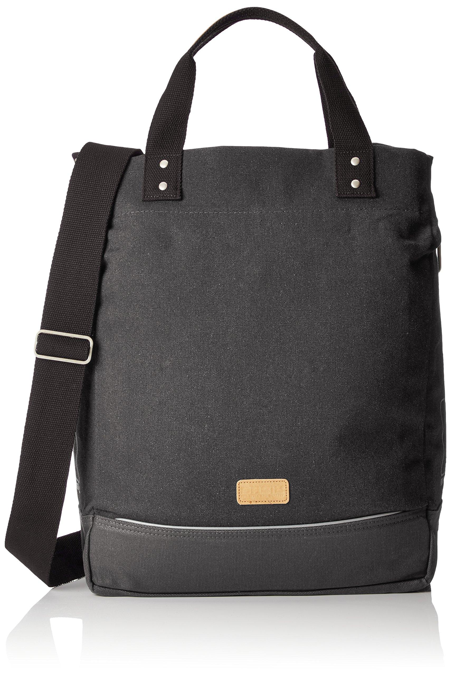 Basil Urban Fold - Sac porte-bagages - noir 2016
