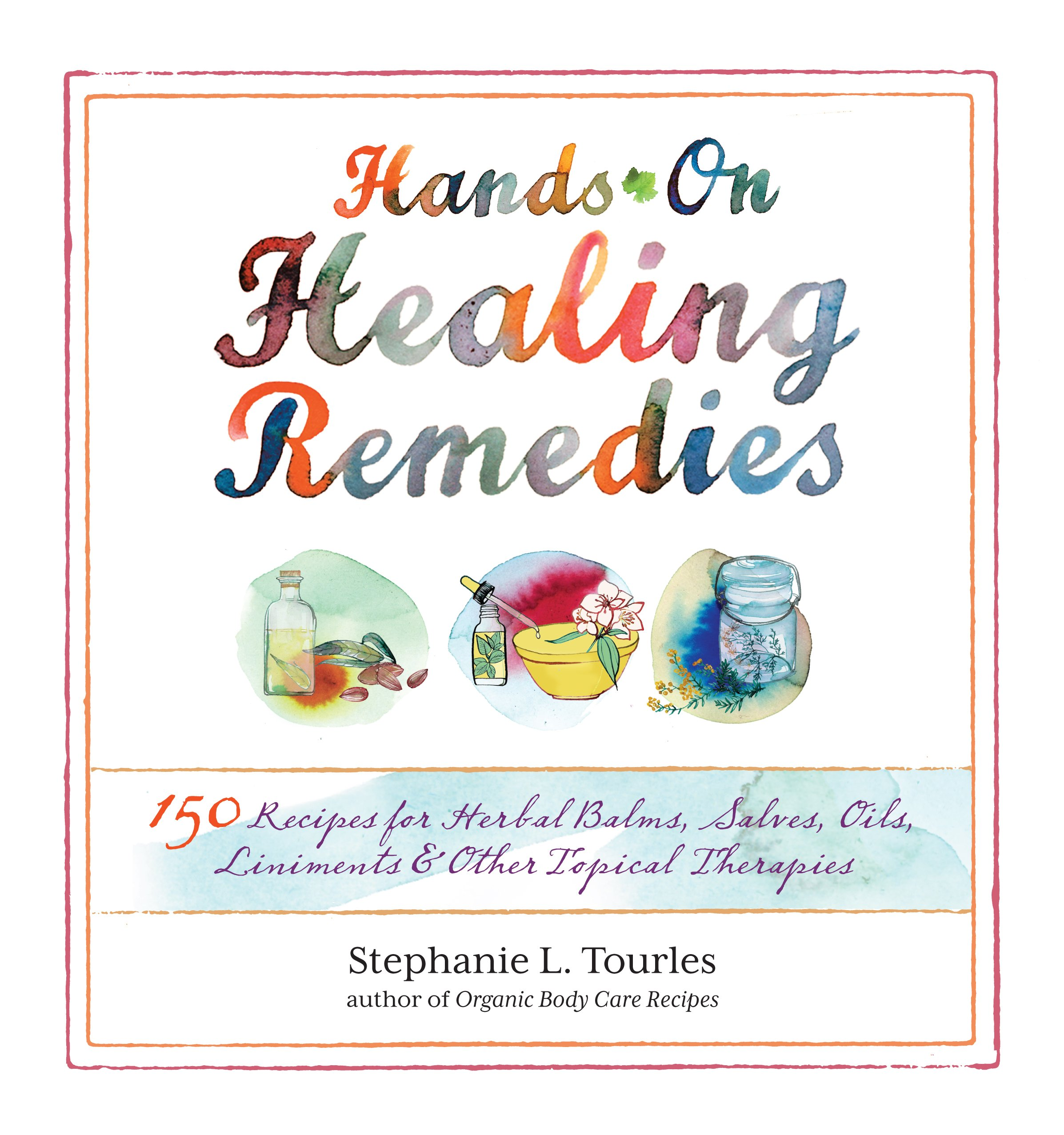 Hands Healing Remedies Liniments Therapies product image