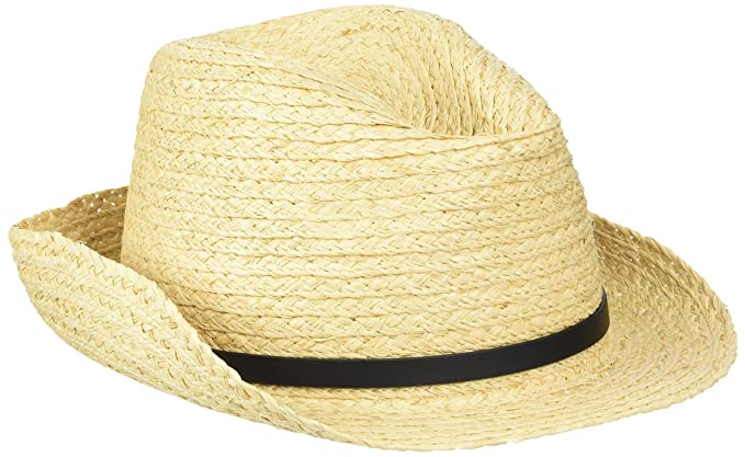 f23b716375411 Image Unavailable. Image not available for. Colour  LEVIS FOOTWEAR AND  ACCESSORIES Men s Straw Fedora