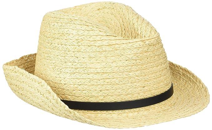 Fedora Levi s it Uomo Cappello Amazon Straw Abbigliamento FF6wxn5 d851ba2e69ab