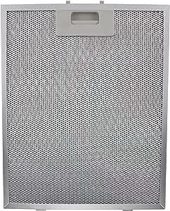 CATA / Designair Filtro de campana, para la grasa, de metal, color plateado, 320 x 260 mm: Amazon.es: Hogar