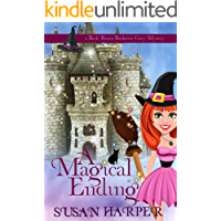 A Magical Ending (Back Room Bookstore Cozy Mystery Book 12)