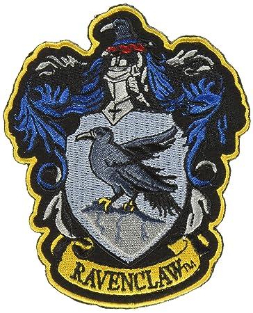 Amazon Harry Potter House Of Ravenclaw Hogwarts Crest Patch 4 3