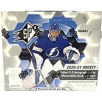 $169 » 2020/21 Upper Deck SPx NHL Hockey HOBBY box (4 cards/bx)