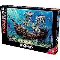 Anatolian Batık Gemi Puzzle 1500 Parça 4558