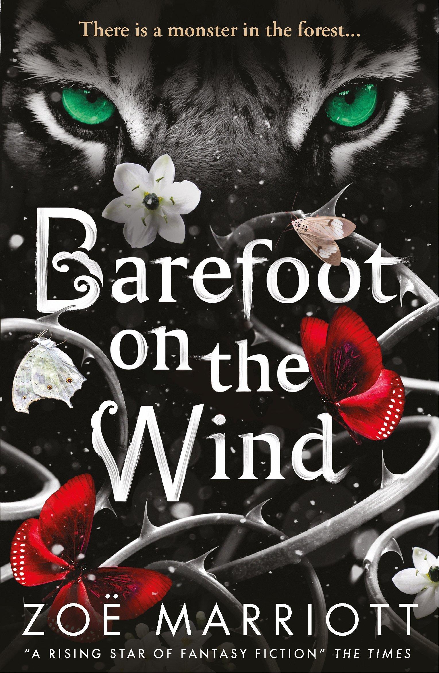 Barefoot on the Wind: Amazon.co.uk: Marriott, Zoe: 9781406333374: Books