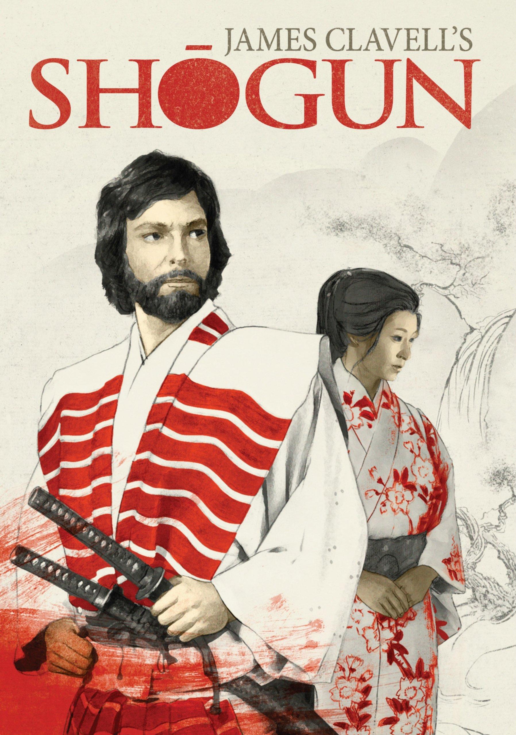DVD : Shogun (5 Disc)