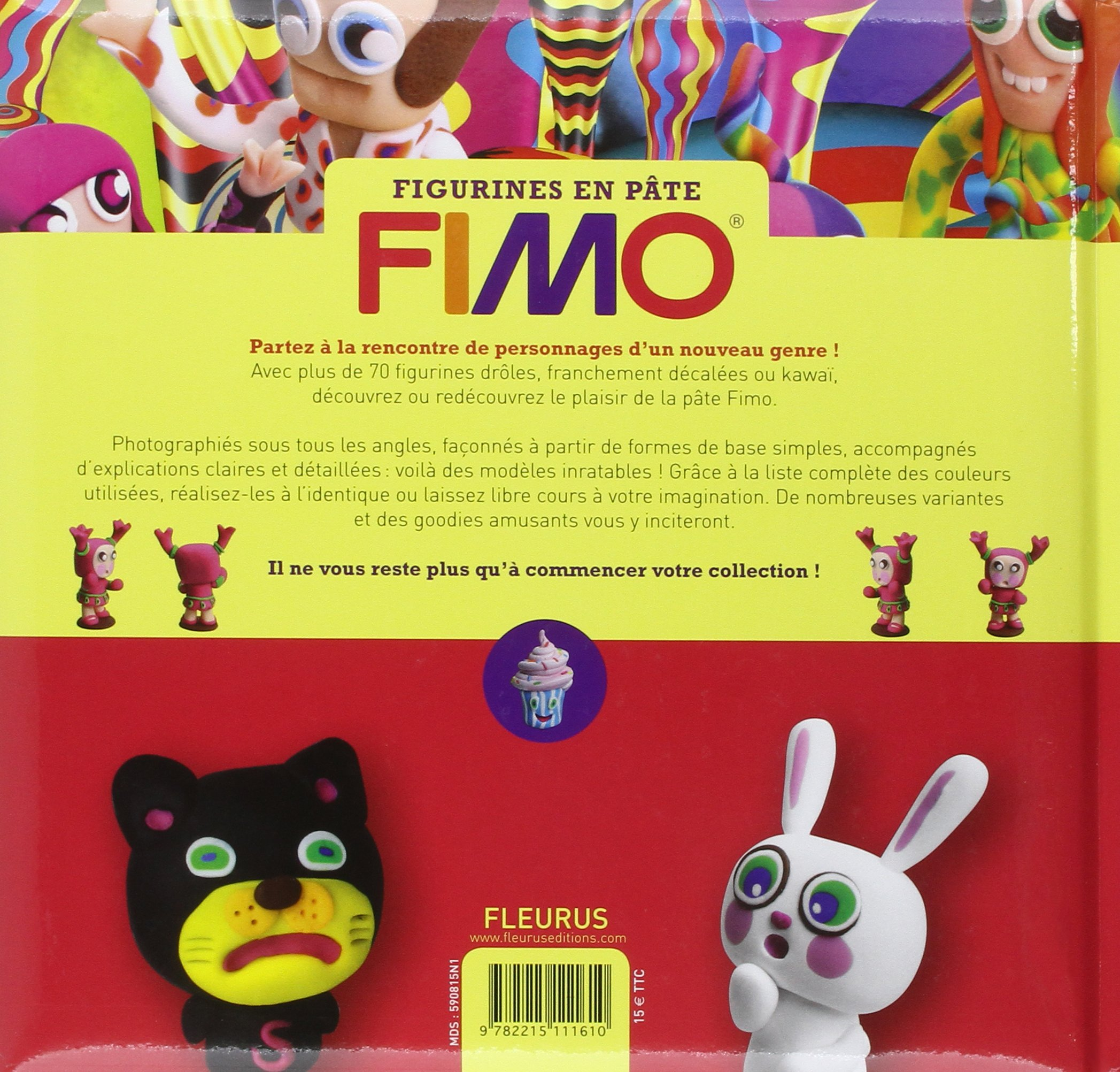 Figurines En Pate Fimo Amazon Fr Denis Cauquetoux Livres
