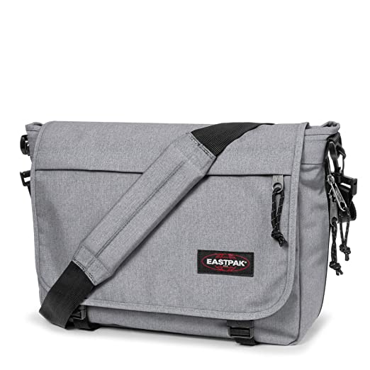 122 opinioni per Eastpak AUTHENTIC Borsa Messenger, 38 cm, 20 liters, Grigio (Sunday Grey)