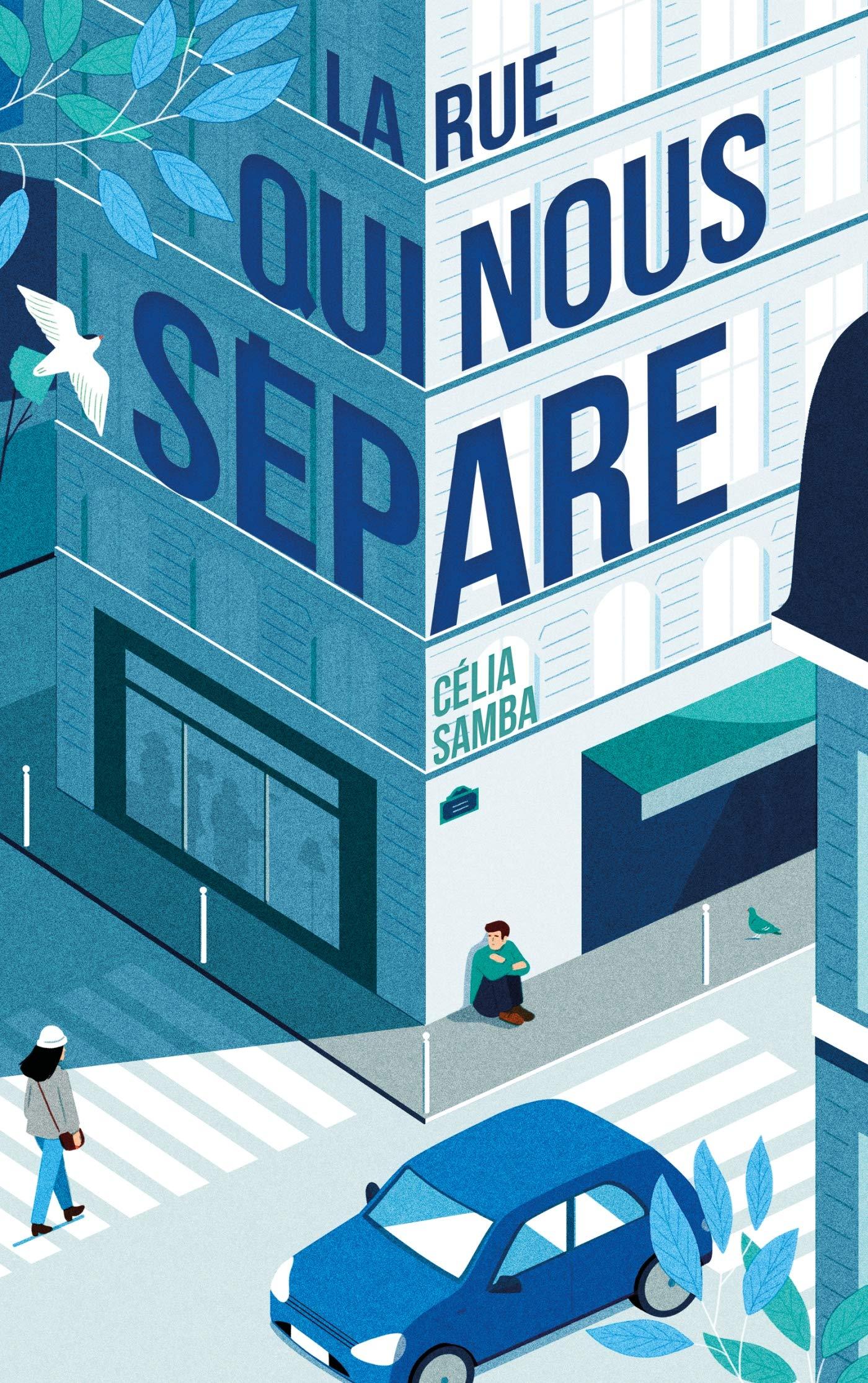 Amazon.fr - La rue qui nous sépare: Un premier roman engagé, une histoire  d'amour au-delà des préjugés - Samba, Célia - Livres