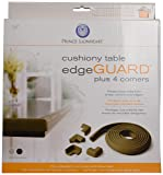 Prince Lionheart Table Edge Guard with 4