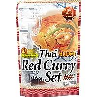 One Dish Asia厨易泰式红咖喱汤料91g(泰国进口)
