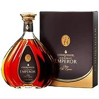 Courvoisier Emperor Rare Old Cognac mit Geschenkverpackung (1 x 0.7 l)
