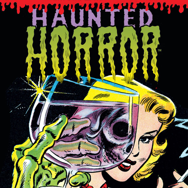 Haunted Horror (Issues) (26 Book Series)