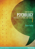 How to Write Psychology Research Reports and Essays eBook