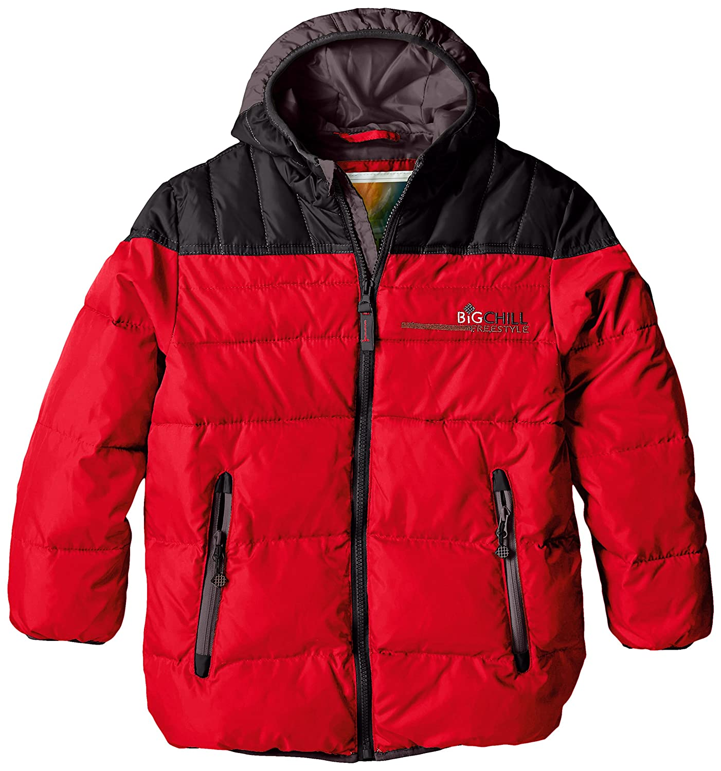 Big Chill Boys' Puffer Jacket with Down Fill Big Chill Boys 2-7 BB84416