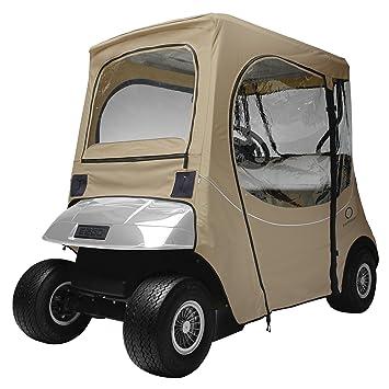 Amazon.com: Classic Accessories Fairway - Caja para carrito ...