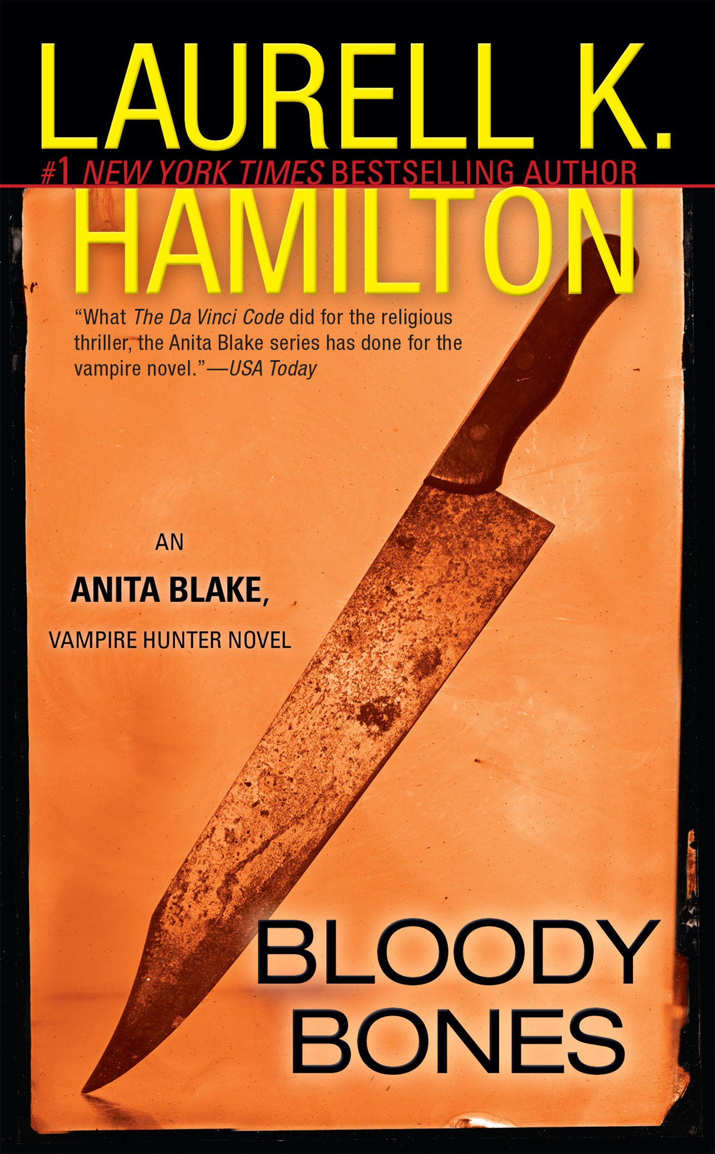 Bloody Bones: An Anita Blake, Vampire Hunter Novel: Amazon ...