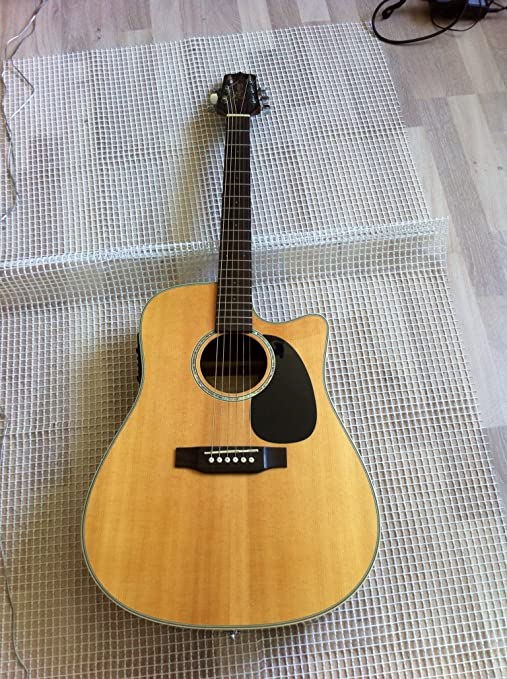 Takamine G Series eg530sc Dreadnought Guitarra Eléctrica y ...