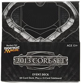 Magic The Gathering 2013 Core Set Event Deck Display - Mazo ...