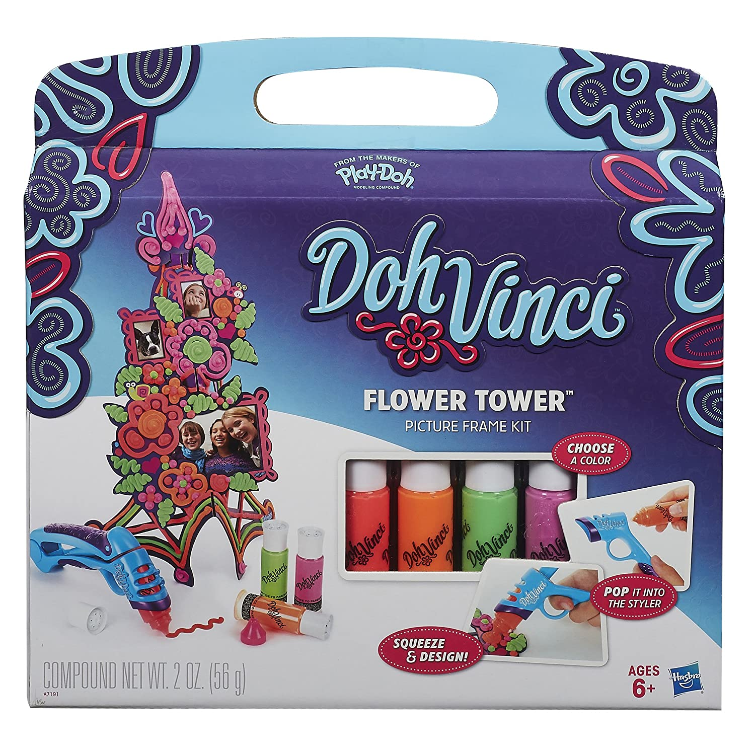 DohVinci kits for creativity: review, selection and reviews 50