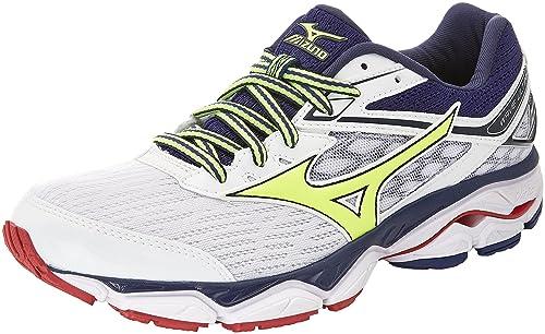 8c709a884b3e Mizuno Men s Wave Ultima 9 Running Shoes  Amazon.co.uk  Shoes   Bags