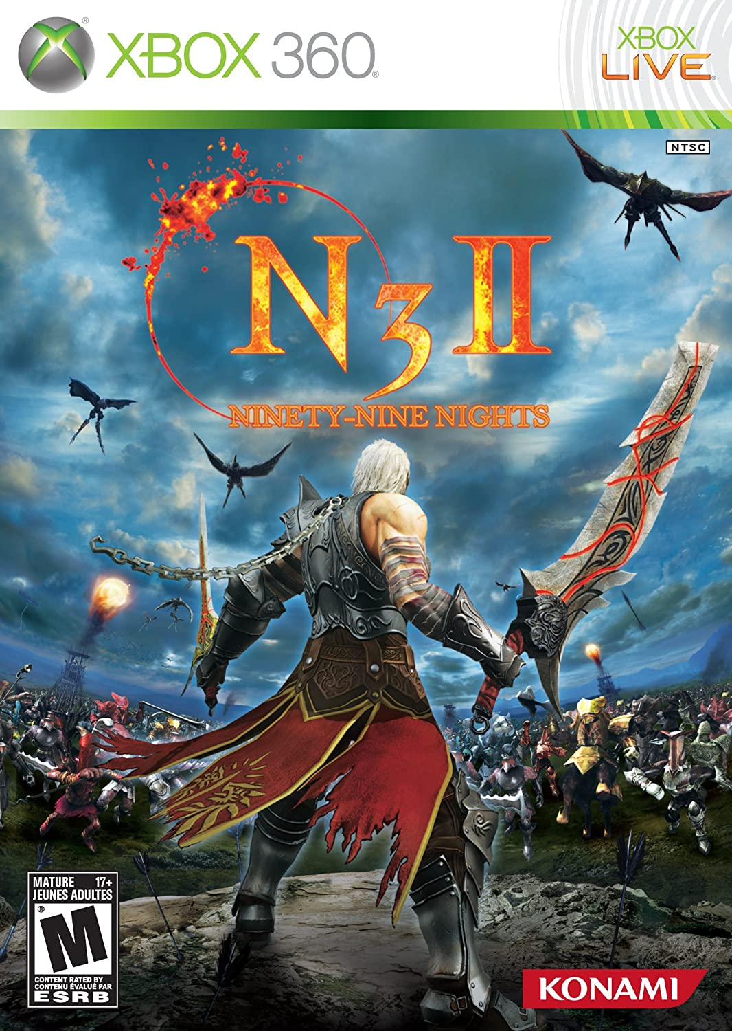 N3II: Ninety-Nine Nights - Xbox 360