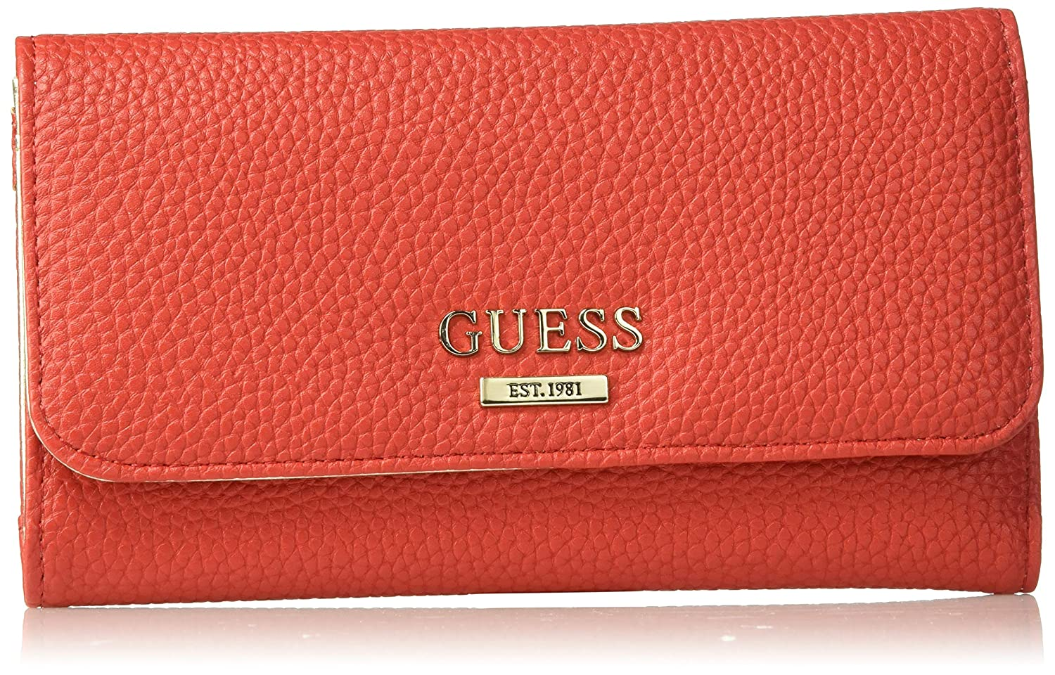 Amazon.com: GUESS West Side Multi Clutch Wallet, talla única ...