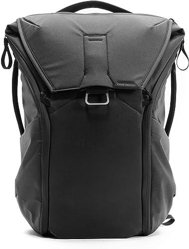 Peak Design Everyday Backpack 20L Black Camera Bag