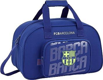 Fc barcelona bolsa de deporte, bolso de viaje.: Amazon.es: Equipaje