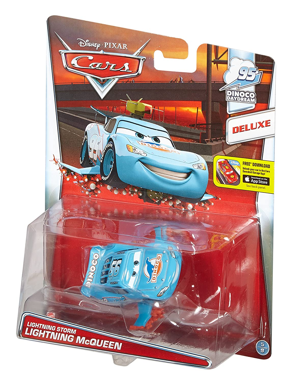 Amazon Disney Pixar Cars Lightning Storm Lightning McQueen