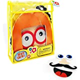 Meadow Kids Silly Faces Bath Time Stickers