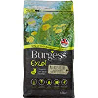 Burgess Excel Nature's Blend Adult Rabbit Food, 1.5 kg