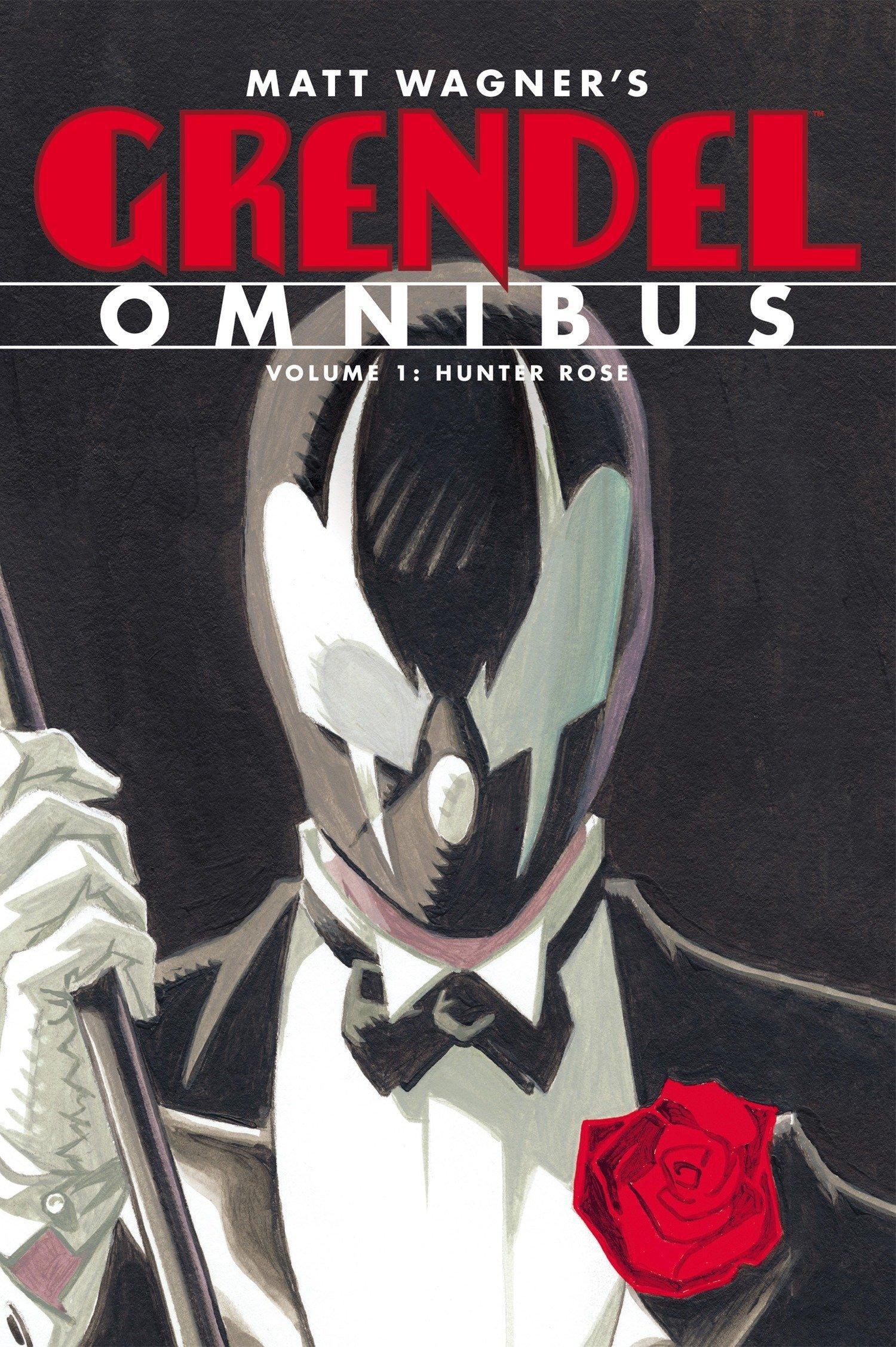The Story – Grendel Omnibus Vol. 1 – 4 (2012-2013)