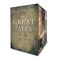 The Great Tales of Middle-Earth: Children of Húrin / Beren and Lúthien / the Fall of Gondolin